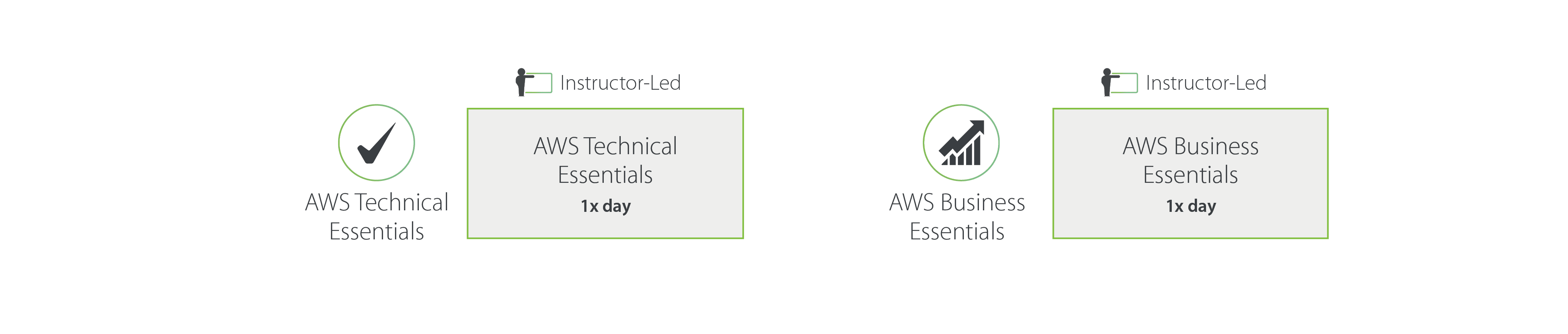Bespoke Training Services AWS Learning Pathway