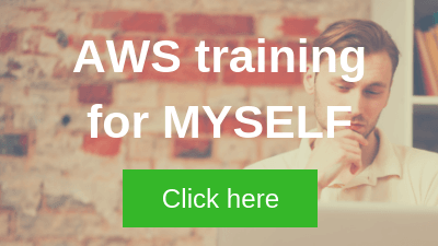 AWS training for myself, click here