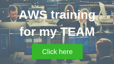 AWS training for my team, click here
