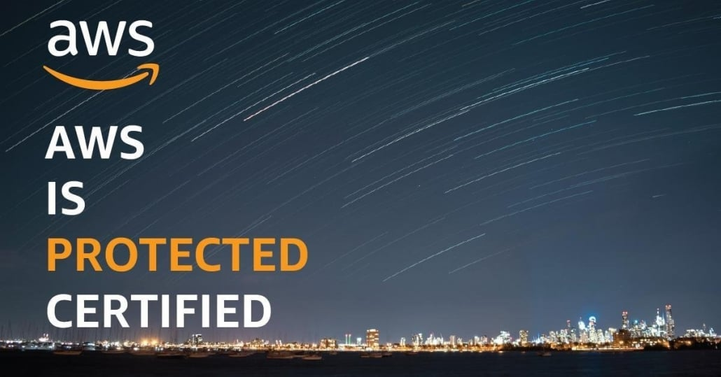 AWS is Protected Certified
