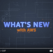 Whats New with AWS January 2019