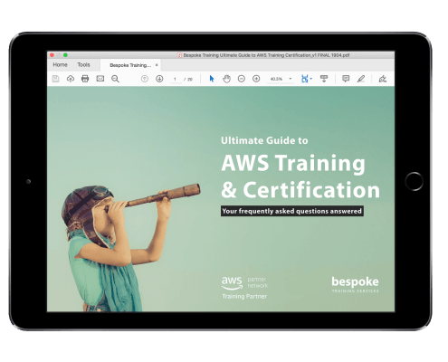 Ultimate Guide to AWS Training & Certification