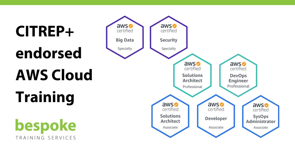 CITREP endorsed AWS Cloud training